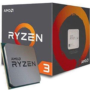 PROCESSADOR AMD RYZEN 3 1300X 3.5GHZ 10MB SOCKET AM4