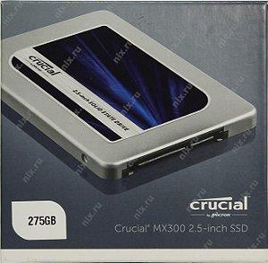 SSD 275GB CRUCIAL 530MB/S