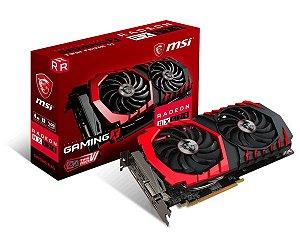 PLACA DE VÍDEO RX 570 4GB DDR5 256BITS MSI