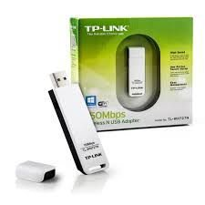 ADAPTADOR USB WIRELESS TP LINK 150MBPS TL-WN727N