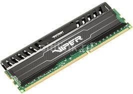 MEMÓRIA 8GB DDR3 1600MHZ PATRIOT