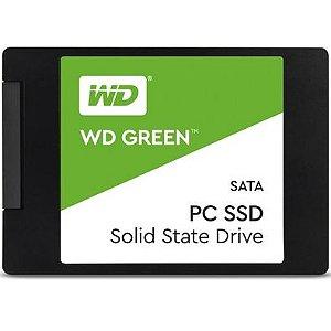 SSD WD GREEN 480GB, SATA, 545MB/s - 430MB/s, WDS480G2G0A