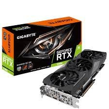 PLACA DE VÍDEO GIGABYTE GEFORCE RTX 2080 GAMING OC 8GB GDDR6 PCI-EXP