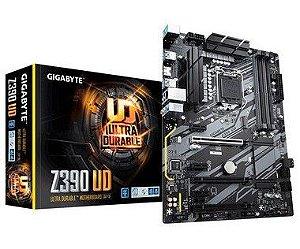 KIT UPGRADE GIGABYTE Z390UD + PROCESSADOR CORE I9 9900K + 16GB DDR4 3000MHZ CORSAIR