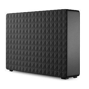 HD Seagate Externo Expansion USB 3.0 6TB Preto