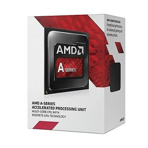 PROCESSADOR AMD A6 7480 FM2+, 3.8GHZ, 1MB CACHE - AD7480ACABBOX