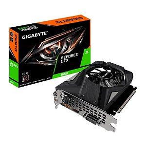 PLACA DE VIDEO GIGABYTE GEFORCE GTX 1650 OC 4G, GDDR6 - GV-N1656OC-4GD
