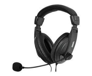FONE HEADSET  GO PLAY FM35, VINIK, PRETO - 20202