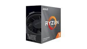 PROCESSADOR AMD RYZEN 3 3300X QUAD-CORE 3.8GHZ (4.3GHZ TURBO) 18MB CACHE AM4