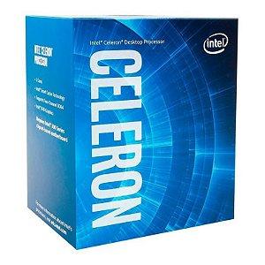 PROCESSADOR INTEL CELERON G4930 DUAL-CORE 3.2GHZ 2MB CACHE LGA1151 - BX80684G4930
