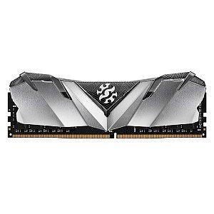 MEMORIA ADATA XPG GAMMIX D30 8GB (1X8) DDR4 2666MHZ CINZA - AX4U266638G16-SB30