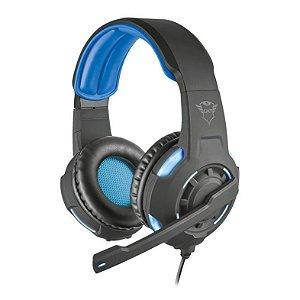 HEADSET TRUST GXT 350 RADIUS AUDIO 7.1 PRETO - T22052