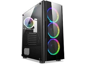 COMPUTADOR GAMER INTEL CORE I7 10700, 16GB DDR4, M.2 256GB, HD 1TB, RTX 2070 SUPER 8GB