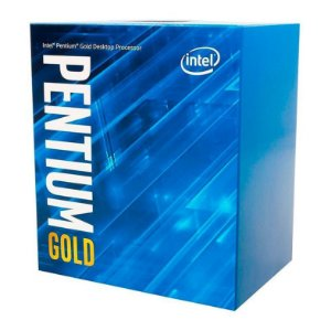 PROCESSADOR INTEL PENTIUM GOLD G6400 DUAL-CORE 4GHZ 4MB CACHE LGA1200 - BX80701G6400