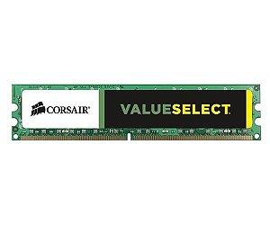MEMORIA CORSAIR VALUE SELECT 8GB (1X8) DDR3 1600MHZ - CMV8GX3M1A1600C11 - OEM