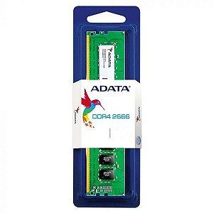 MEMÓRIA 16GB DDR4 2666MHZ ADATA - AD4U2666716G19-RGN