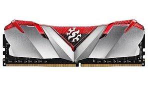 MEMÓRIA XPG GAMMIX D30, 8GB, 3200MHZ, DDR4, CL16, VERMELHO - AX4U320088G16A-SR30