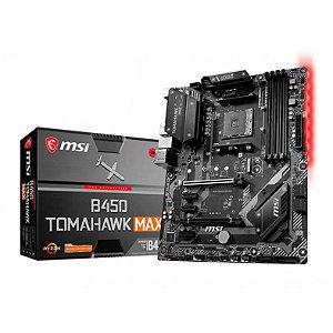 PLACA MAE MSI B450 TOMAHAWK MAX DDR4 SOCKET AM4 CHIPSET AMD B450