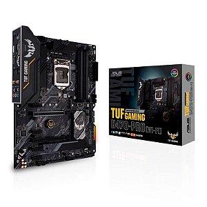 PLACA MAE ASUS TUF GAMING H470-PRO WI-FI DDR4 SOCKET LGA1200 INTEL H470