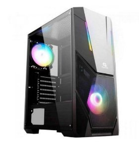 COMPUTADOR GAMER RYZEN 5 3600, 16GB DDR4, SSD 480GB,RX 580 4GB, 600W REAIS