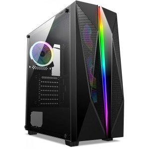 COMPUTADOR GAMER INTEL CORE I5 10400F, 8GB DDR4, SSD 480GB, GTX 1650 4GB
