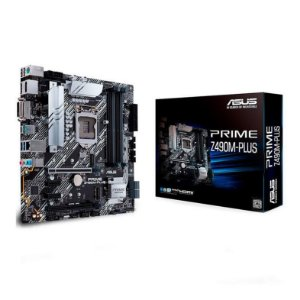 PLACA MAE ASUS PRIME Z490M-PLUS DDR4 SOCKET LGA1200 INTEL Z490