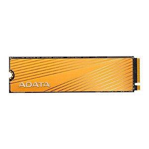 SSD ADATA FALCON 256GB M.2 2280 PCIE GEN3X4 NVME - AFALCON-256G-C
