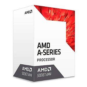PROCESSADOR AMD A12-9800E SERIES QUAD-CORE 3.1GHZ (3.8GHZ TURBO) 2MB CACHE AM4 - AD9800AHABBOX