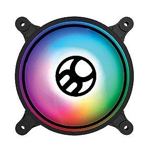 COOLER FAN BLUECASE COM LED RGB, 120MM - BF-19RGB