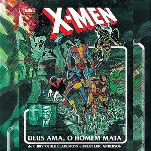 X-Men - Deus Ama, o Homem Mata Vol.01