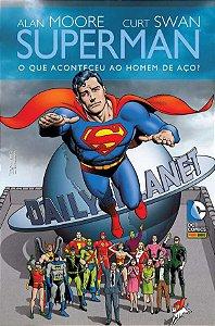 Superman - O que Aconteceu ao Homem de Aço!