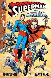 Superman E A Legião Dos Super Heróis