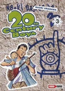 20th Century Boys Vol.03
