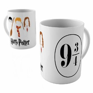 Caneca - Harry Potter