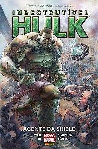 Indestrutível Hulk - Agente Da Shield