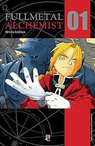 Fullmetal Alchemist Vol.01