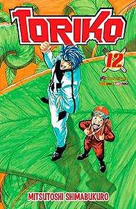 Toriko Vol.12