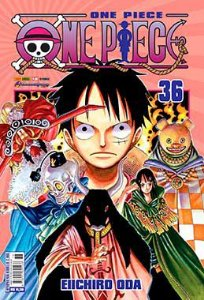 One Piece Vol.36