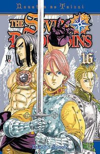 The Seven Deadly Sins Vol.16
