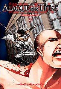 Ataque Dos Titãs Vol.02