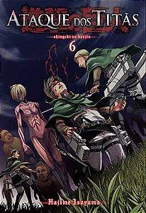 Ataque Dos Titãs Vol.06