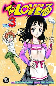 To Love Ru Vol.03