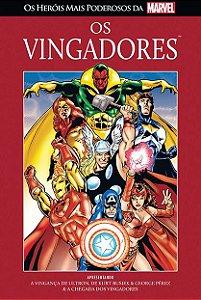 Os Vingadores - Salvat Ed.01