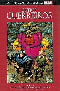 Os Três Guerreiros - Salvat Ed.12