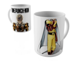 Caneca - One Punch Man