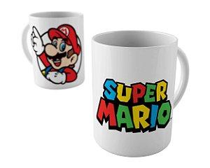 Caneca - Super Mário
