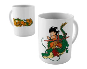 Caneca - Dragon Ball