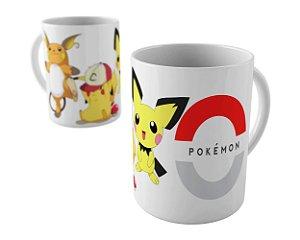 Caneca - Pikachu
