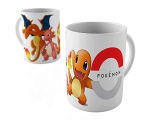 Caneca - Pokémon Charmander