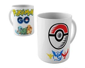 Caneca - Pokémon Go